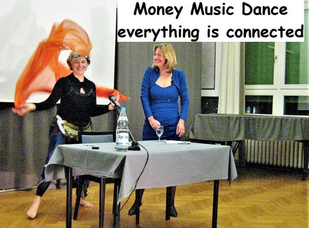 Money, Music and Dance an holistic approach to financial markets