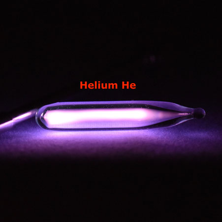high purity Helium gas ampoule 99,999%, only from novaelements.com