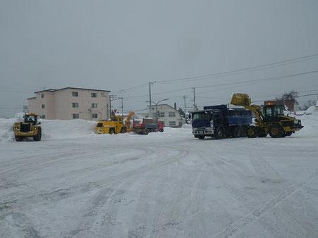 冬の交通安全教室