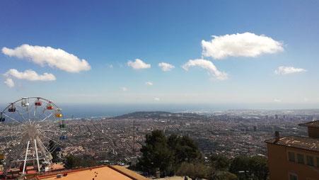 Tibidabo_Barcelona Aussichtspunkt_Empfehlungen von Barcelona by locals