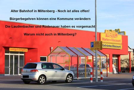 Braucht Miltenberg noch mehr Geschäfte?