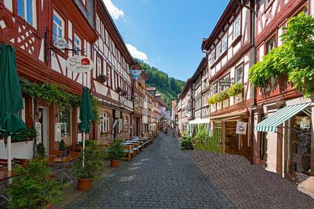 Miltenberg Schwarzviertel