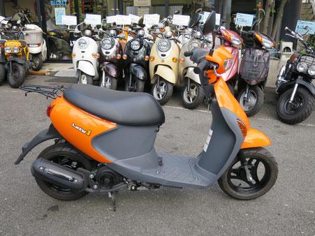 レッツ4 オレンジ