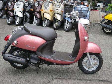 ビーノ 4st ピンク