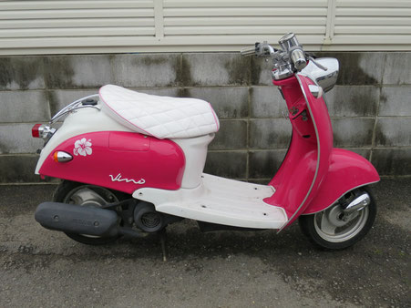 ビーノ 濃いピンク