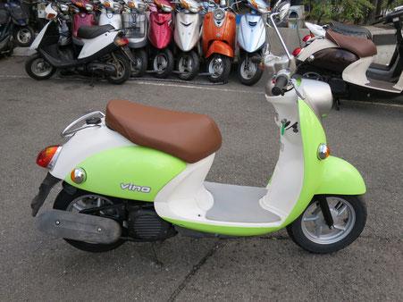 ビーノ 4st  緑