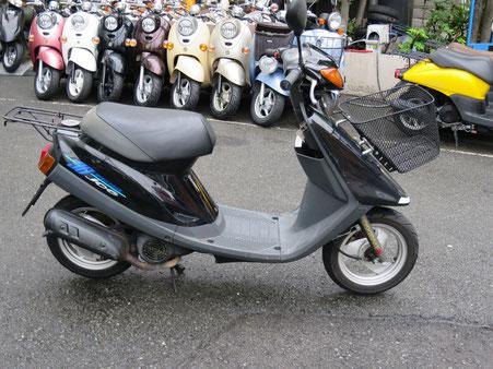 メットインジョグ90 黒