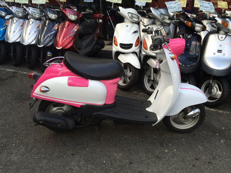 ビーノ ピンク/ホワイト