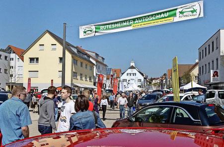 Rutesheimer Autoschau