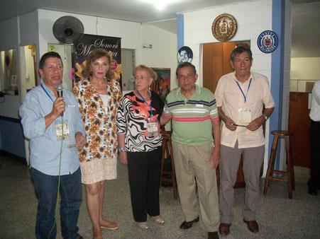 Junta Directiva Club Sonora Matancera de Antioquia.