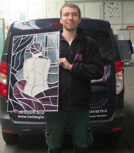 Jonas Neumann von Heideglas Uelzen