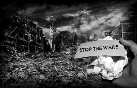Kriegsgebiet