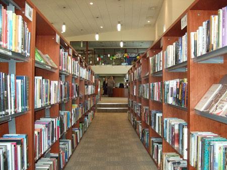 Bibliothek, Montessori