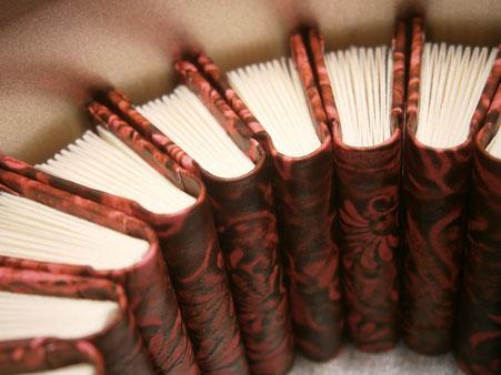 Foto: S. Kerkhoff, Handeinband: www.handundbuch.de