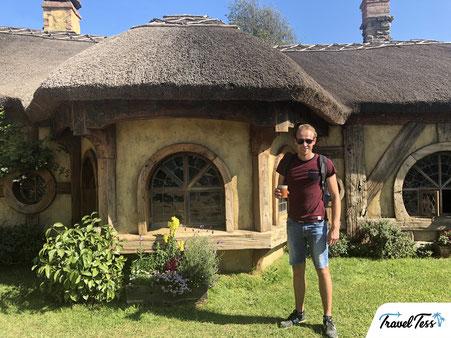 Bezoek aan de Hobbit filmlocatie