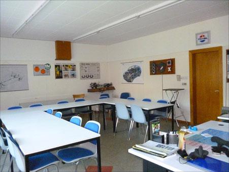 Unterrichtsraum Oldendorf