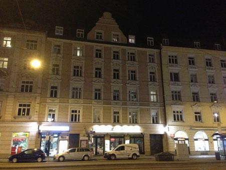 Haidhausen, Einsteinstraße