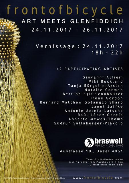 contemporary art exhibit