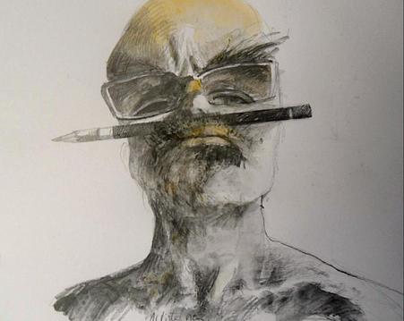 Autoportrait 2014