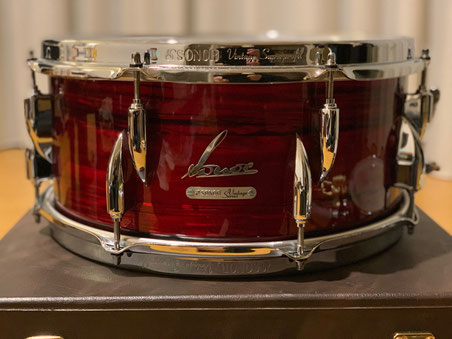 Vintage Series  red oyster14×6.5(beech)