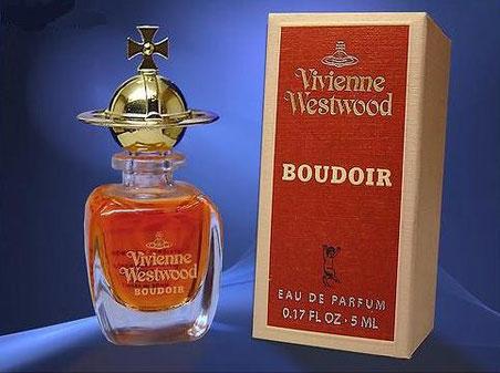 V. WESTWOOD - MINIATURE BOUDOIR : EAU DE PARFUM 5 ML