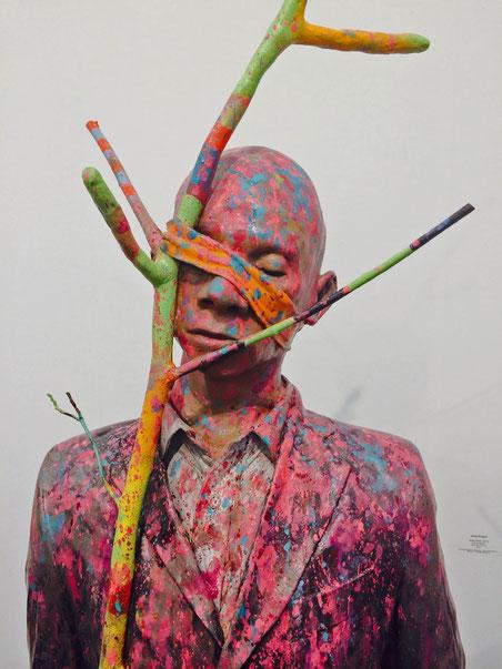 Jonas Burgert Skulptur
