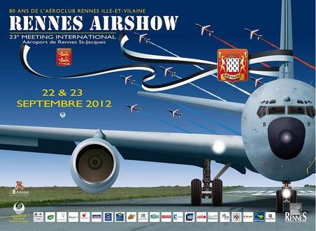 Meeting Aerien Rennes 2012