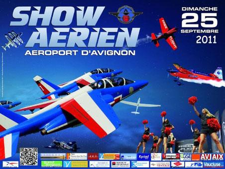 Free Flight Master : Avignon 2011