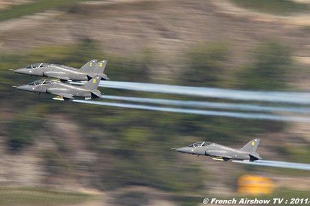 Patrouille Finlandaise : Midnight Hawks  Sion airshow 2011 Hawks Hawk 51