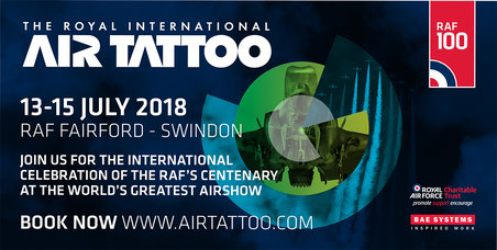 Air Tattoo 2018