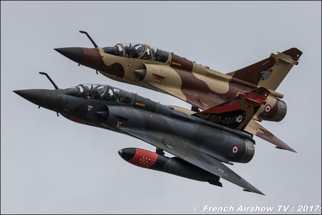 Patrouille Couteau Delta Tactical Display Mirage 2000D