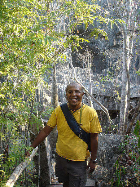 Parc national Tsingy du Bemaraha