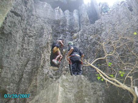 Tsingy du Bemaraha