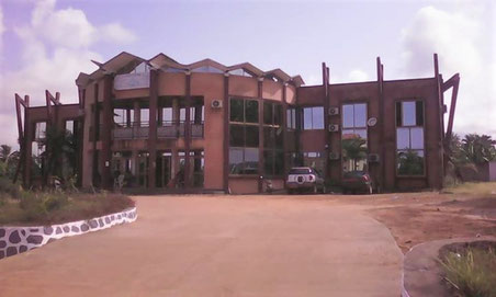 Hôtel de ville de Kribi