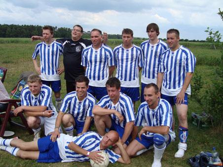 Fussballturnier Grassau 31.05.09