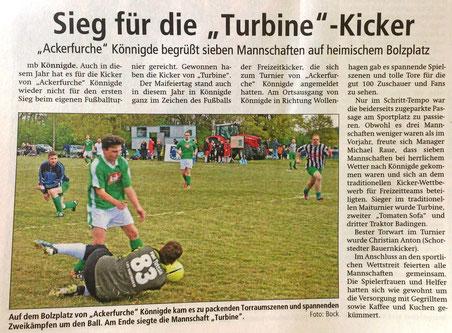 Altmark-Zeitung vom 06.05.2015, von Maik Bock