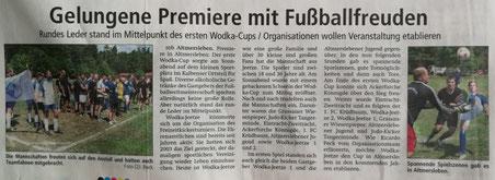 Altmark-Zeitung vom 03.07.2018, von Maik Bock