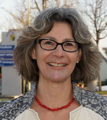 Gemeindepräsidiums-Kandidatin Christine Bernet