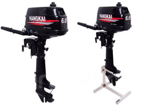 Hangkai 6 HP Outboard Manuals PDF