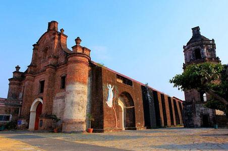 世界遺産に登録されたヌエストラセニョーラ教会