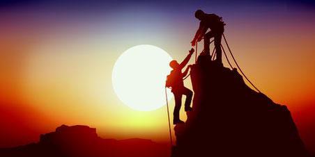 Selbsthilfe-Bild von pict rider auf stock.adobe.com