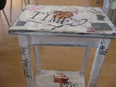 Upcycling of Furniture