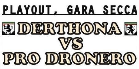 Prevendita biglietti Playout Derthona-Pro Dronero