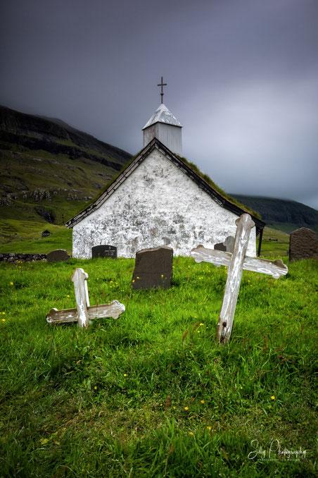 Färöer / Faroe Island, Saksun, Langzeitbelichtung, 2017, ©Silly Photography
