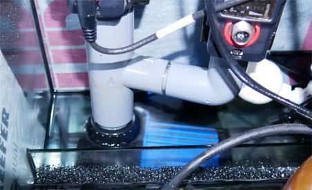 レッドシー リーファー 170 オーバーフロー水槽 HSBAO 水中ポンプ DCポンプ 直流ポンプ