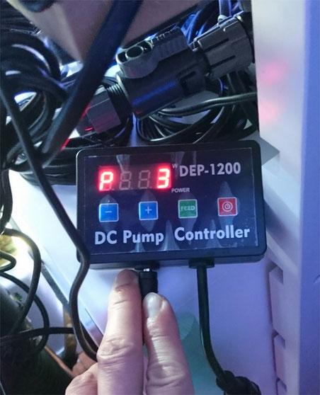 hsbao dcポンプ 直流ポンプ オーバーフロー水槽 DEP-1500 DCポンプ