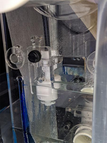 オーバーフロー水槽 DCポンプ 配管 DEP-10000 水中ポンプ