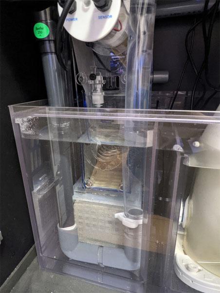 オーバーフロー水槽 ポンプ 配管 DEP-10000 水中ポンプ