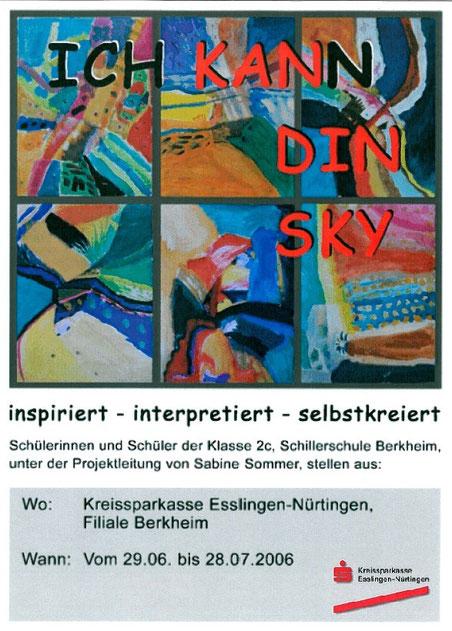 Ausstellung Kan(n)dinsky
