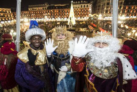 Horario y recorrido de la Cabalgata de Reyes de Valladolid